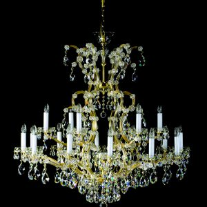 Cast Fittings Chandeliers